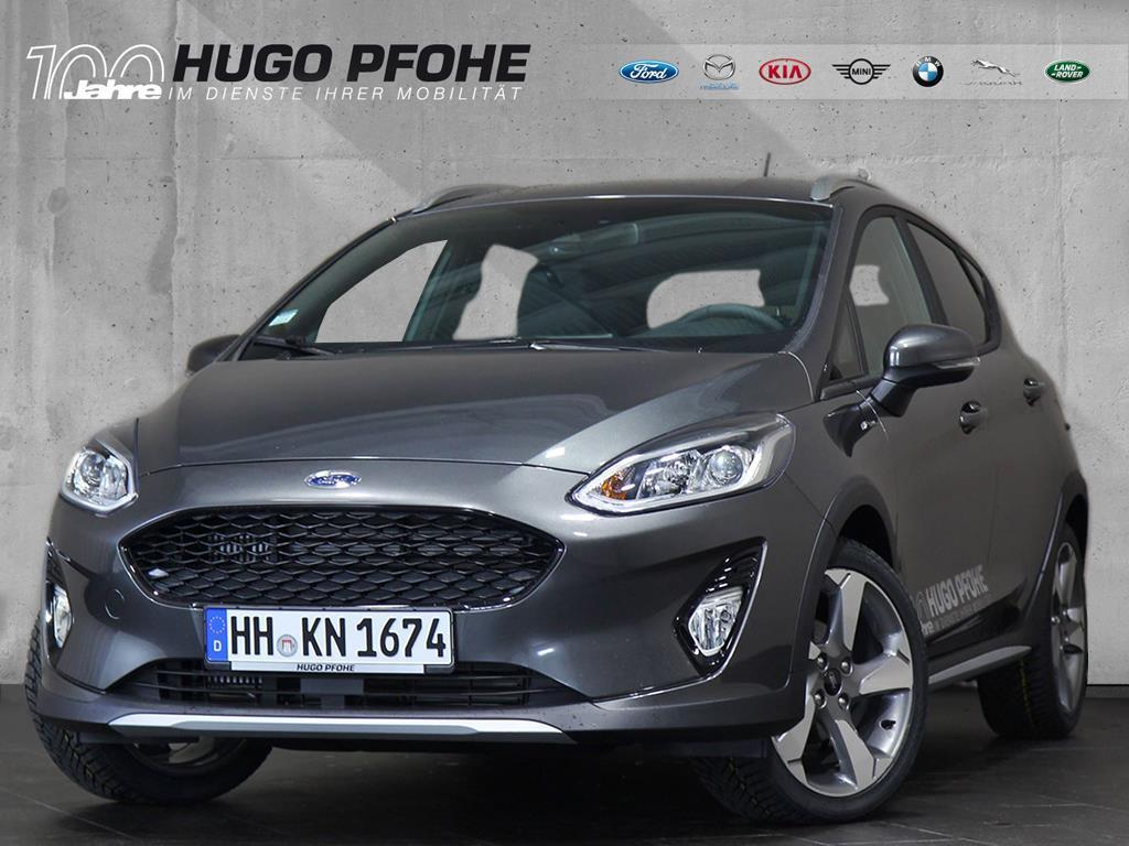 Ford Fiesta Active Plus 1,0 EcoBoost 92kW S/S Schräghecklimousine, 5-türig
