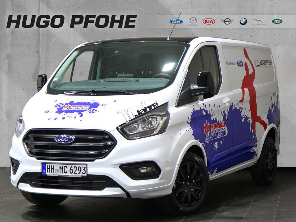 Ford Transit Custom Sport Edition Kasten - UPE 39.704 EUR