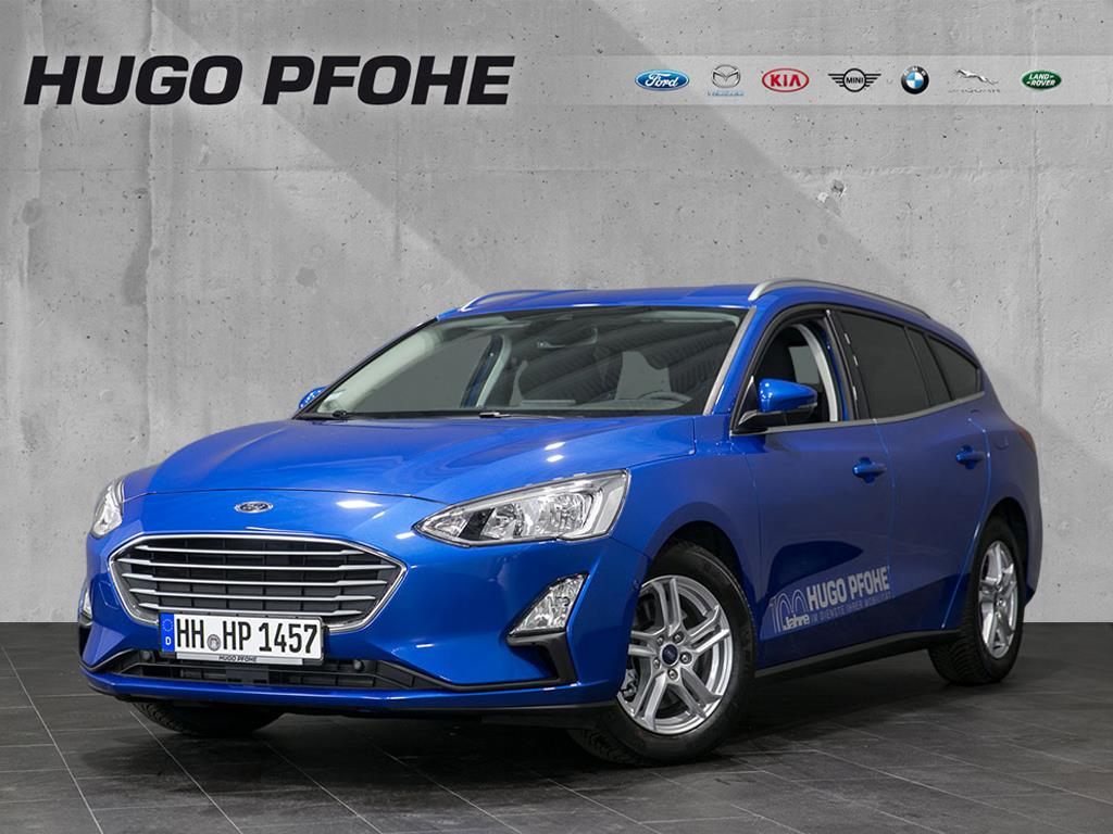 Ford Focus Cool & Connect 1,0 EcoBoost 92kW Cool & Conn. Tur. Auto Turnier, 5-türig