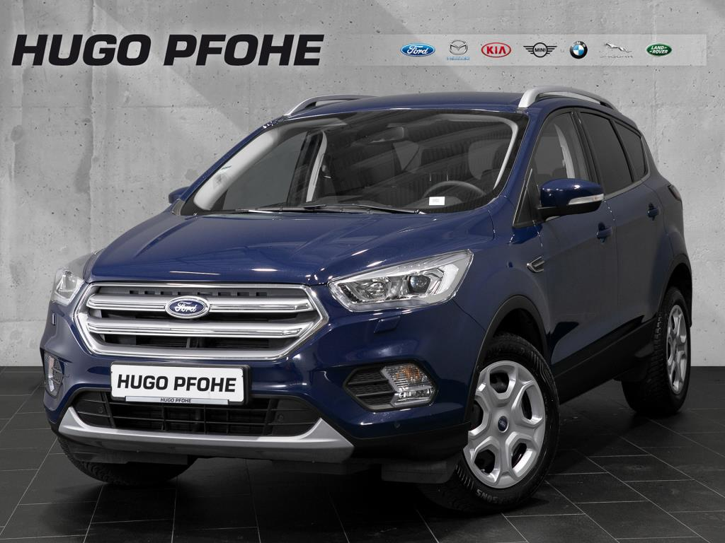Ford Kuga COOL & CONNECT 1,5 EcoBoost