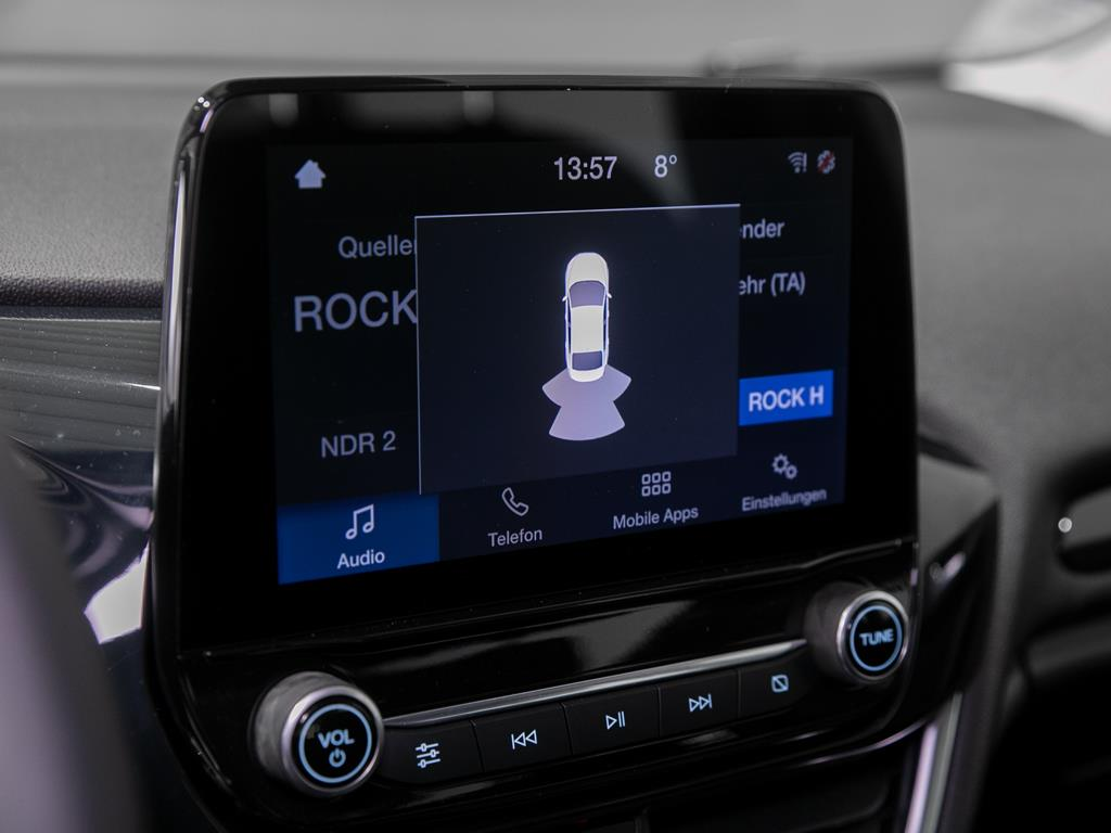 Ford Fiesta Cool & Connect Jahreswagen 74kW(100PS) 5-türig