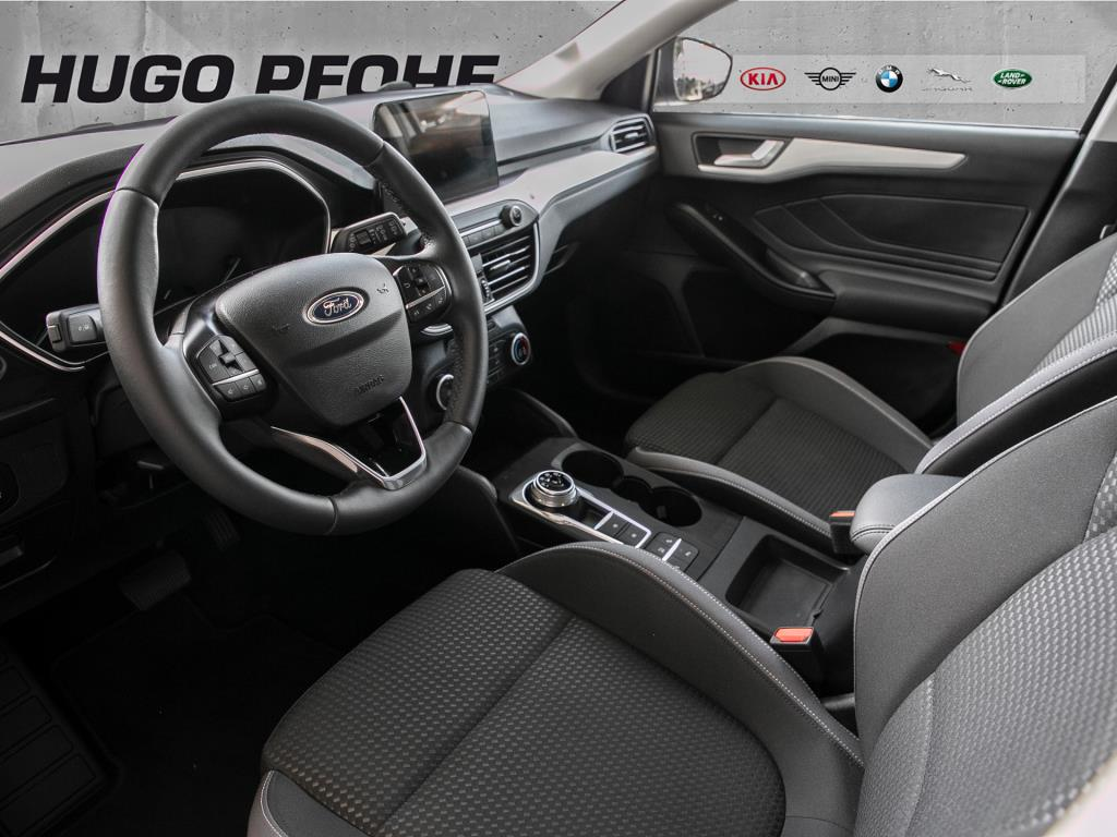 Ford Focus Cool & Connect 1,0 EcoBoost Tur. Auto