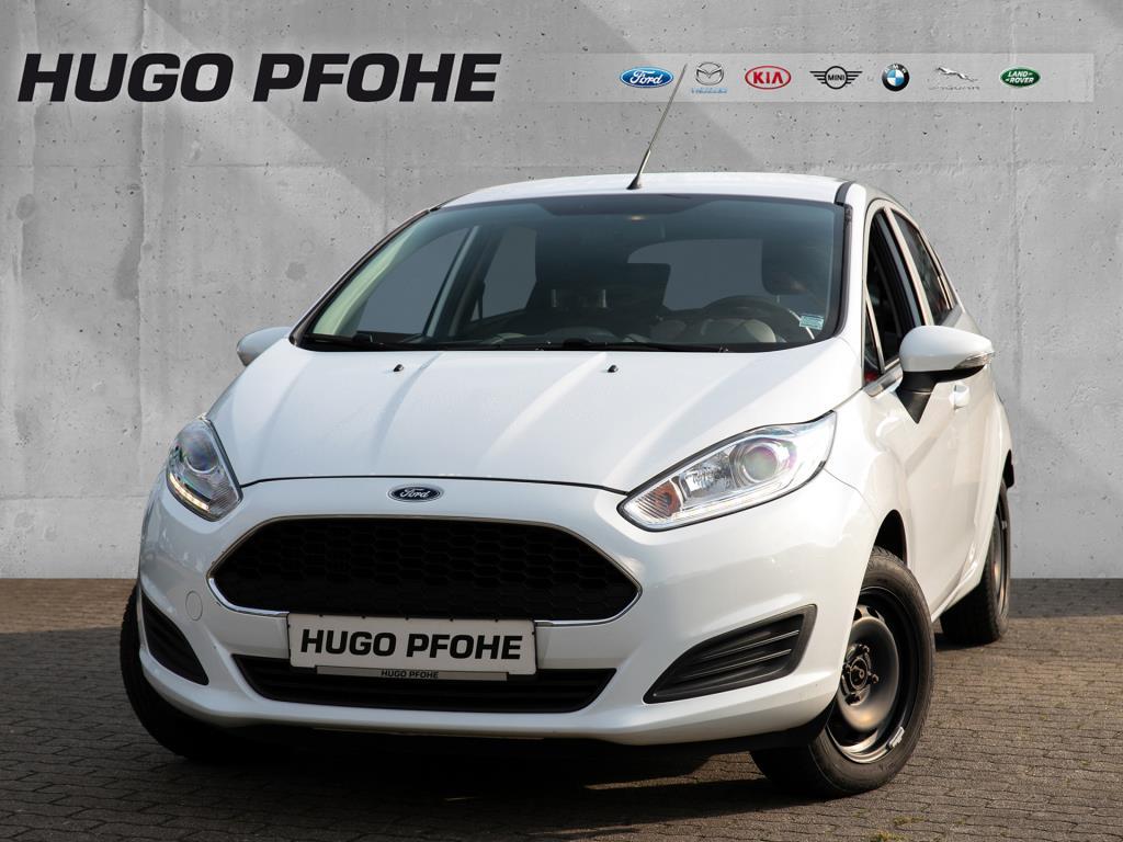 Ford Fiesta Trend 1,0 EcoBoost 1.Hand/ Scheckheft