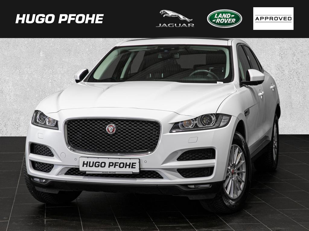 Jaguar F-PACE Prestige 20d Aut.132 kW, 5-türig (Diesel)