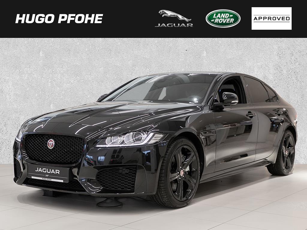 Jaguar XF Chequered Flag 30d 300PS Automatik