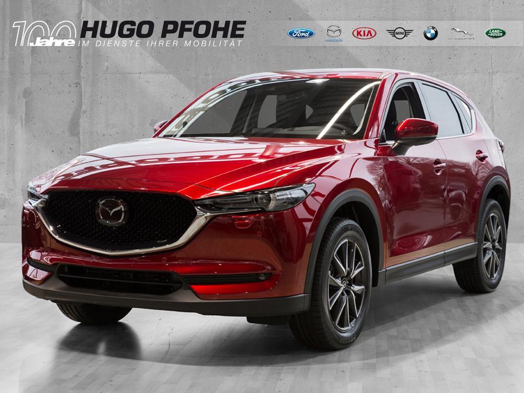 Mazda CX-5 Sports-Line Skyactiv-G 194 Aut. AWD UPE 42.480,-