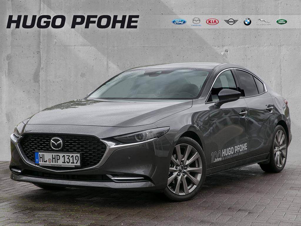 Mazda 3 Selection Skyactiv-X 2.0 M-Hybrid 132kW UPE 33.130,-