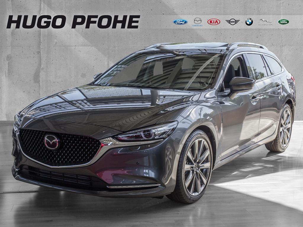 Mazda 6 Sports-Line Skyactiv-D 184 Drive i-ELOOP AWD Aut. UPE 46.560,-