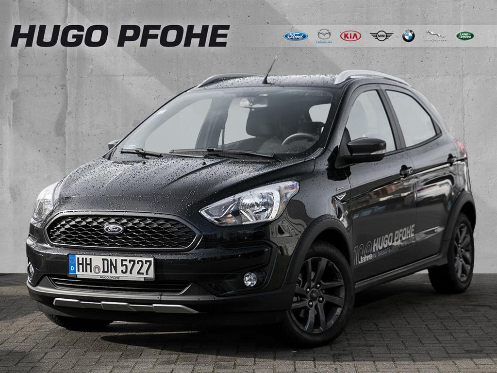 Ford Ka+ Active 1.2l S&S 63kW 5-trg