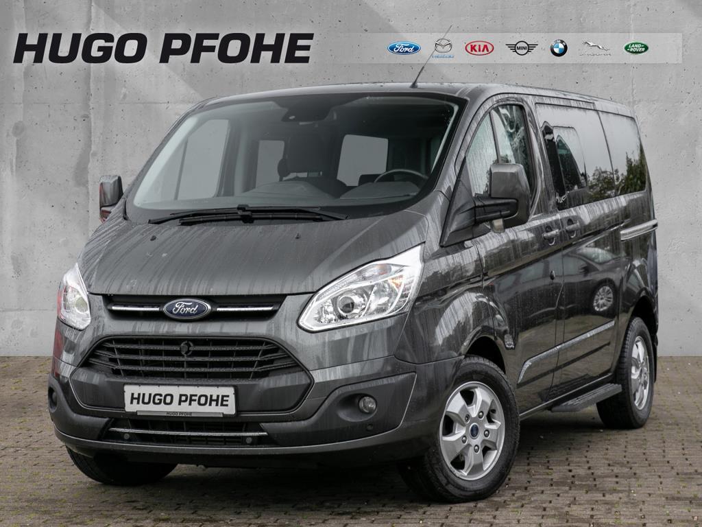 Ford Tourneo Custom Titanium 310 L1H1 VA, 125 kW