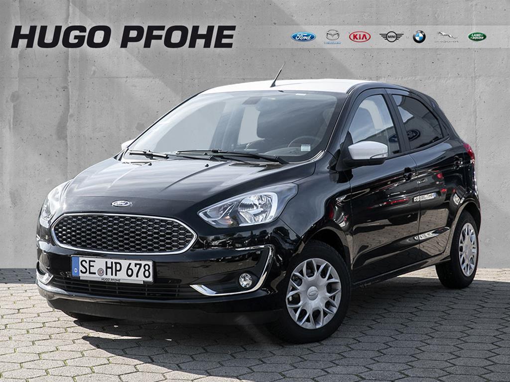 Ford Ka+ Black 1,2l 63kW Schräghecklimousine, 5-türig