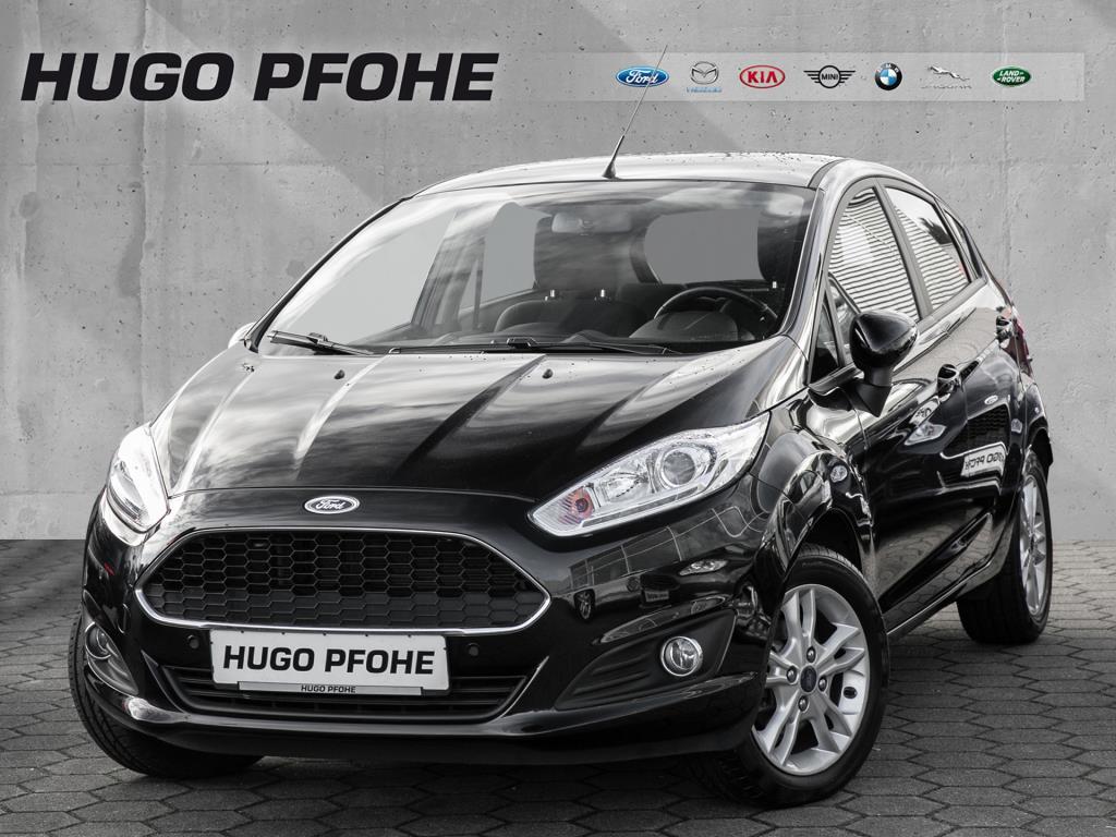 Ford Fiesta Celebration 1.0 Start-Stop