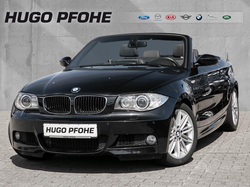 BMW 1er 118i Cabrio gute Ausstattung