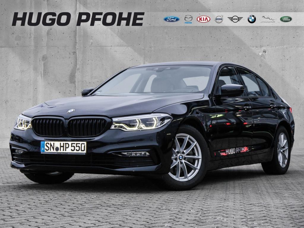 BMW 520d xDrive Aut. Sport Line / Navi / HeadUp / LED