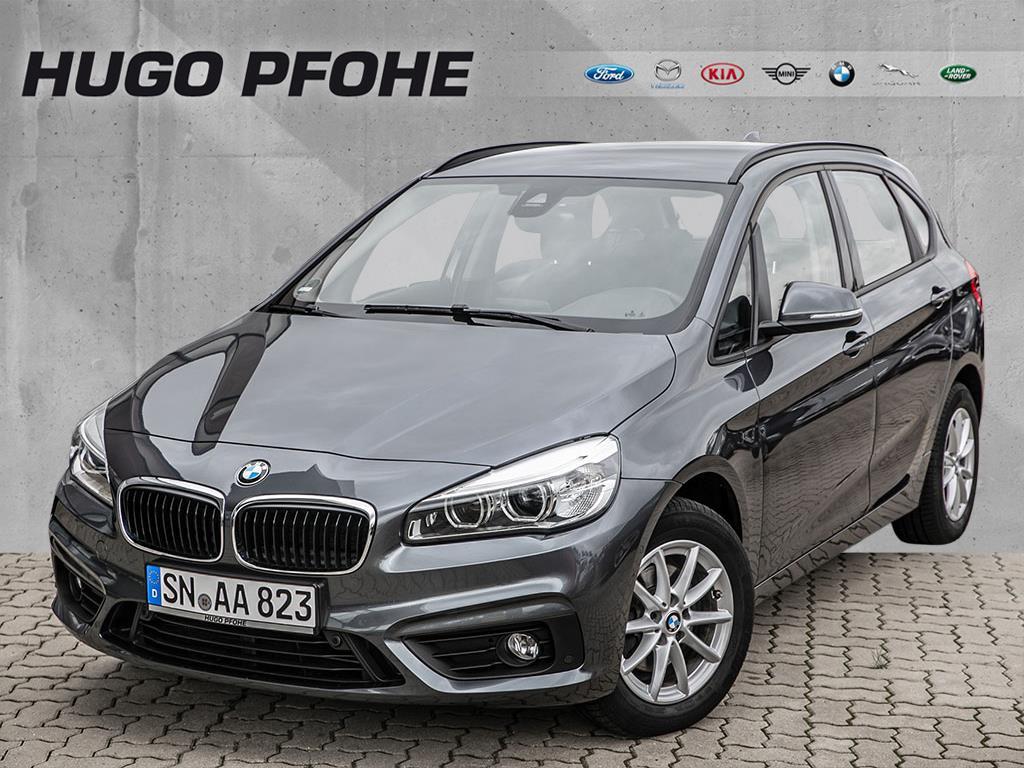 BMW 218d Active Tourer Aut. / LED / Navi / ehem. UPE: 41.120,- €