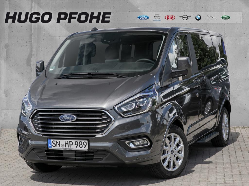 Ford Tourneo Custom Bus Titanium 320 L1H1 2,0TDCi 96kW Turnier, 5-türig