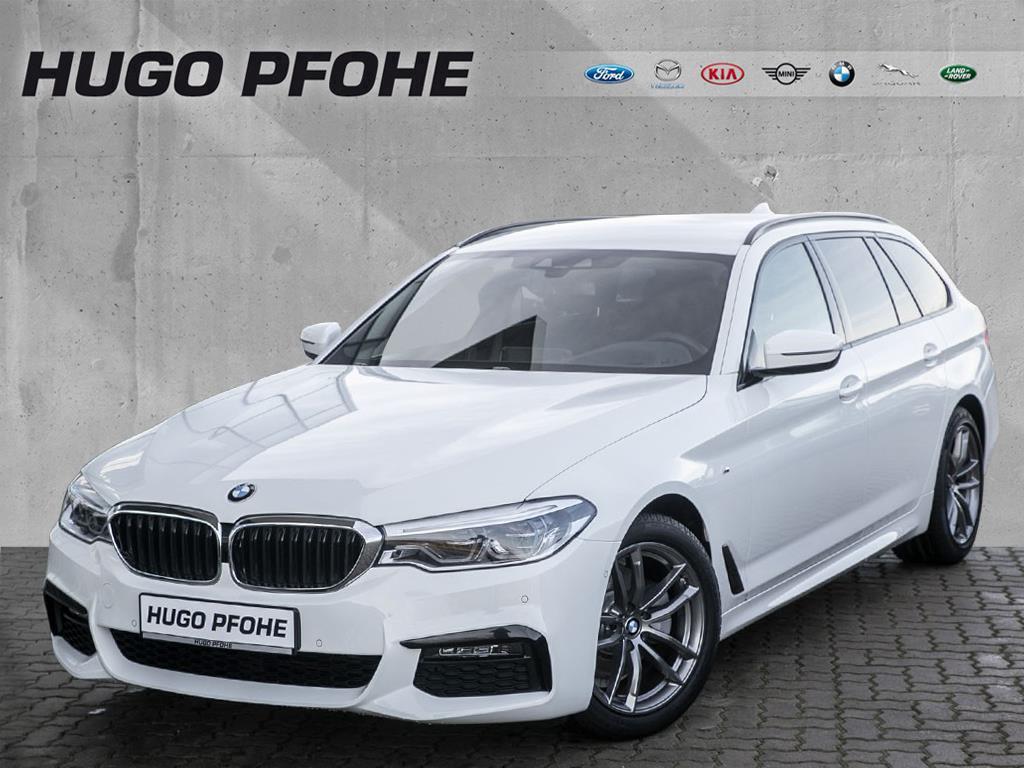 BMW 520d M Sport /Autom. / NaviProf LED AHK HUD