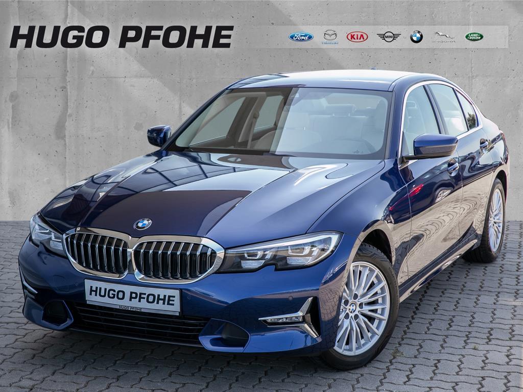 BMW 320d Aut. Luxury Line  LiveCockpit / Leder/ LED