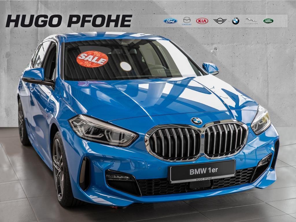 BMW 118i Aut. M Sport / Navi / LED / Head-Up
