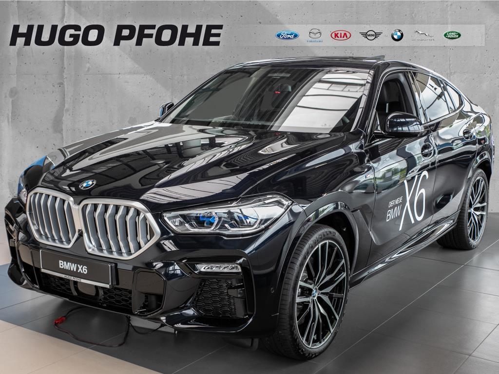 BMW X6 xDrive30d M-Sport / Standhzg./ Laserlicht