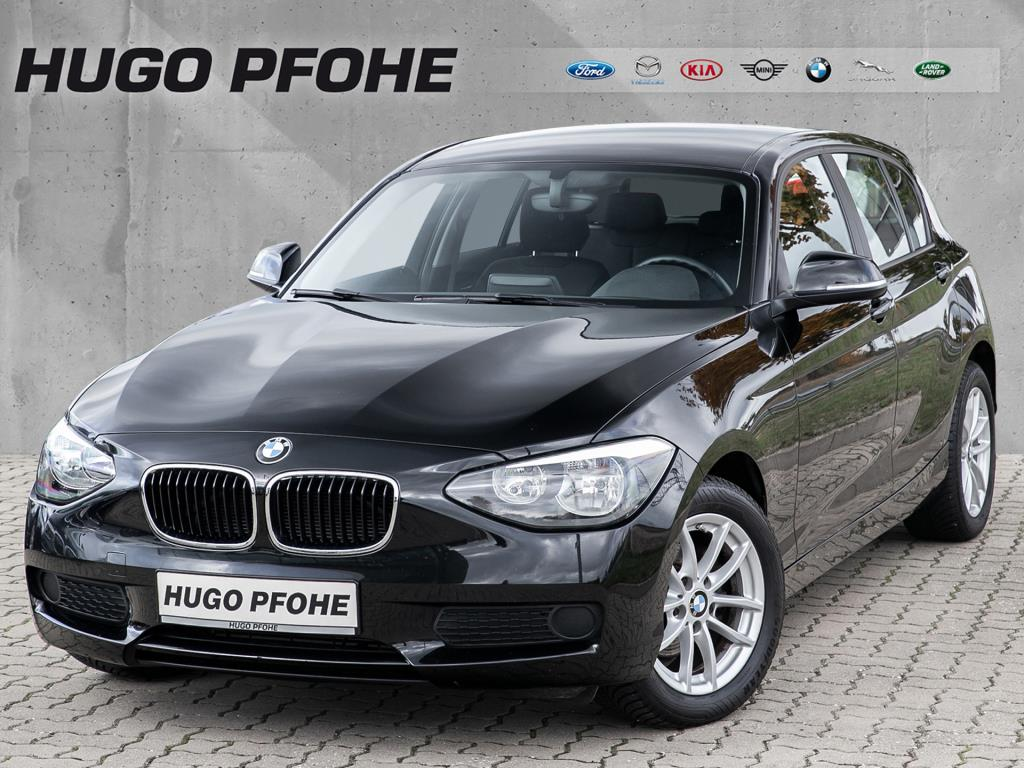 BMW 116i Advantage Plus / PDC / SHZ