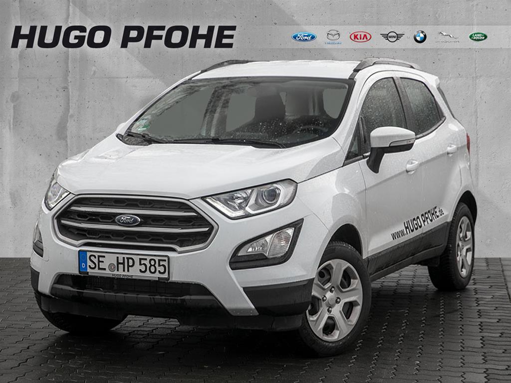 Ford EcoSport Cool & Connect 1.0 EcoBoost Nav BT SHZ
